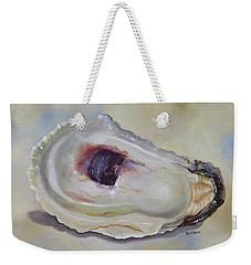 Half Shell Weekender Tote Bag