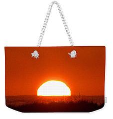 Half Sun Weekender Tote Bag by  Newwwman