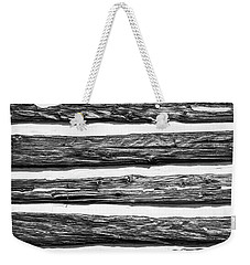 Half-timbered Wall Weekender Tote Bag