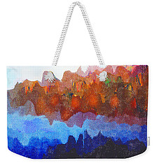 Haliburton Highlands Weekender Tote Bag