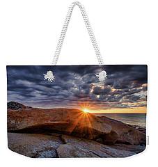 Halibut Pt Cloud Break Weekender Tote Bag