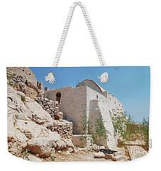 Halki Castle Chapel Weekender Tote Bag