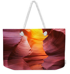 Hall Of Fire Weekender Tote Bag