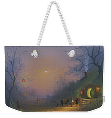 A Shire Halloween  Weekender Tote Bag