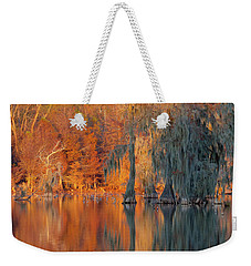 Reflections Of The Dead And Dying Weekender Tote Bag