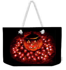 Halloween Lights Weekender Tote Bag