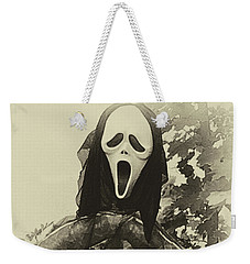 Halloween No 1 - The Scream  Weekender Tote Bag