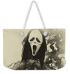 Halloween No 1 - The Scream  Weekender Tote Bag
