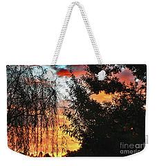 Halloween Sunrise 2015 Weekender Tote Bag