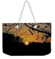 Hallows Eve Weekender Tote Bag