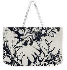 Halls Of Horned Art Weekender Tote Bag