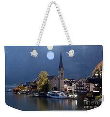 Hallstatt Austria Weekender Tote Bag