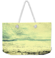 Hallucination On A Beach Weekender Tote Bag