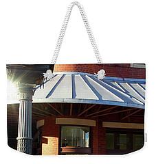 Haltoms Diamonds Clock Weekender Tote Bag