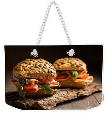 Ham Salad Rolls Weekender Tote Bag