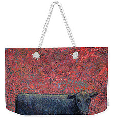 Hamburger Sky Weekender Tote Bag