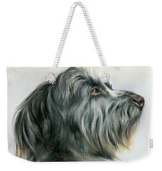 Hamish The Wolfhound Weekender Tote Bag