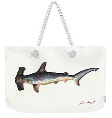 Hammerhead Shark Weekender Tote Bag