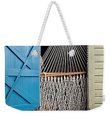 Hammock In Key West Window Weekender Tote Bag