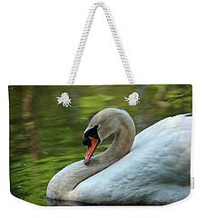 Hammy Swan Weekender Tote Bag