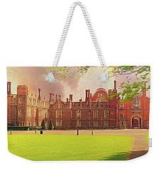 Hampton Court Palace Panorama Weekender Tote Bag