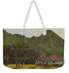 Hanalei Weekender Tote Bag