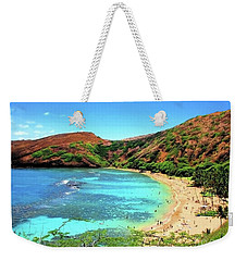 Hanauma Bay Nature Preserve Weekender Tote Bag