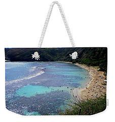 Hanauma Bay Weekender Tote Bag