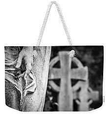Hand And Cross Weekender Tote Bag