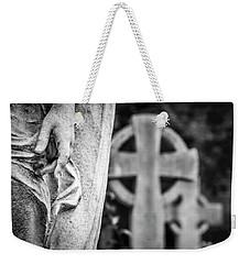 Hand And Cross Weekender Tote Bag