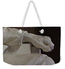 Hand And Knee Weekender Tote Bag