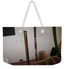 Hand Made Instruments Weekender Tote Bag