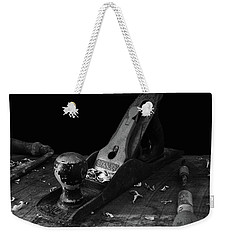 Weekender Tote Bag featuring the photograph Hand Tools  by Richard Rizzo