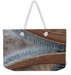 Hand Woolcarder Weekender Tote Bag