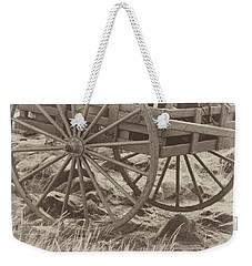 Handcart Weekender Tote Bag