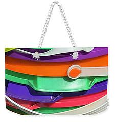 Handles Weekender Tote Bag