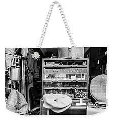 Handmade Caps Weekender Tote Bag