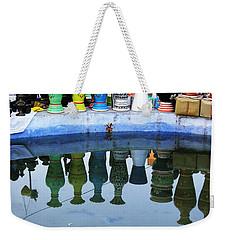 Handmade Clay Pots Weekender Tote Bag