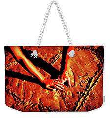Hands In Love Weekender Tote Bag