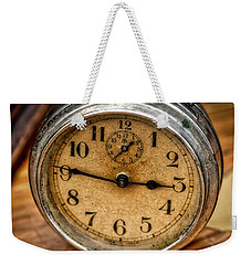 Hands Of Time Weekender Tote Bag