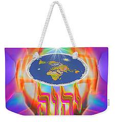 Hands Of Creation Weekender Tote Bag