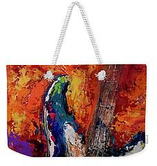Hands On Weekender Tote Bag