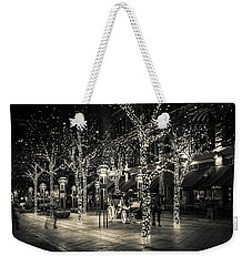 Handsome Cab In Monochrome Weekender Tote Bag