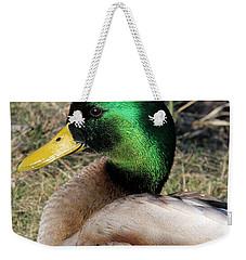 Handsome Drake Weekender Tote Bag