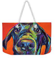 Handsome Hank Weekender Tote Bag