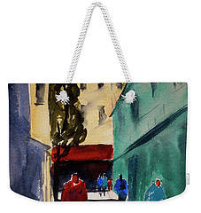 Hang Ah Alley1 Weekender Tote Bag by Tom Simmons