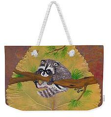 Hang On Weekender Tote Bag