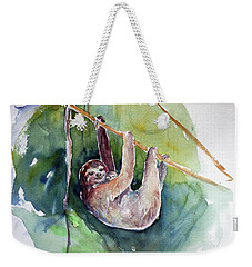 Hangin' In There Weekender Tote Bag