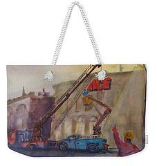 Hanging Ace #1 Weekender Tote Bag