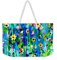 Hanging Bouquet Weekender Tote Bag
